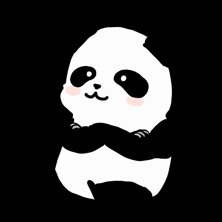 はてなパンダ